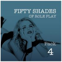 Fifty Shades Of Role Play PACK 4
