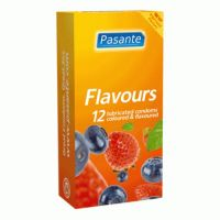 Pasante Mixed Flavoured - 12 Pack