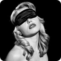 Sex and Mischief Satin Blindfold