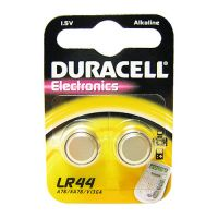 Duracell 2 Pack LR44 Cell Batteries