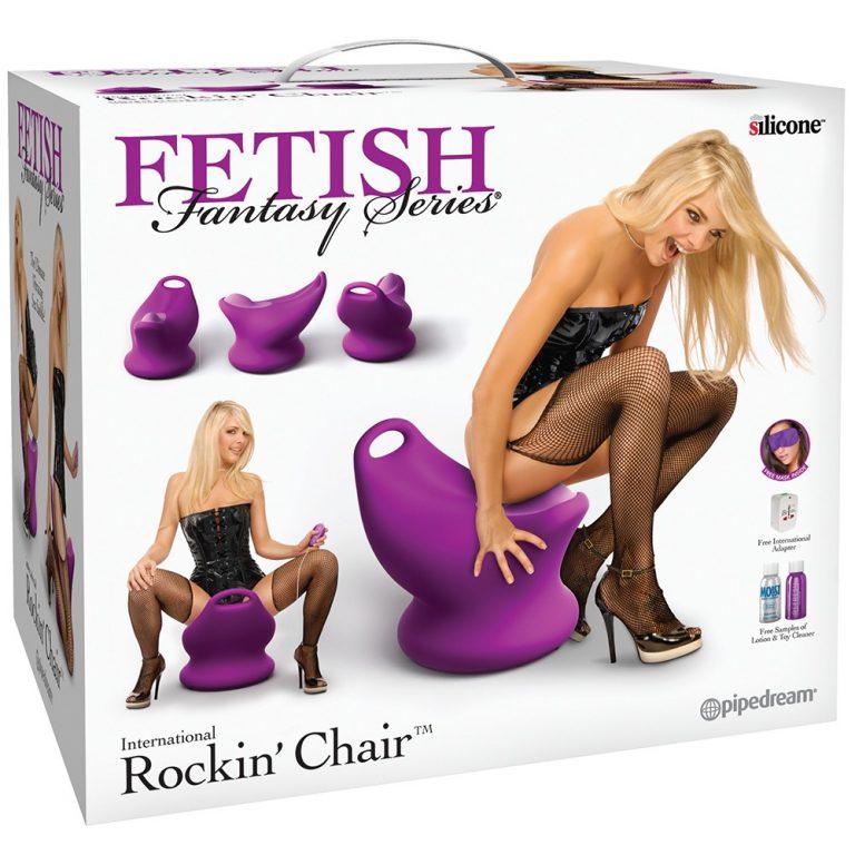 Fetish Fantasy Series International Rockin Chair Box