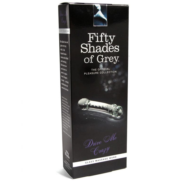 Fifty Shades Drive Me Crazy Box