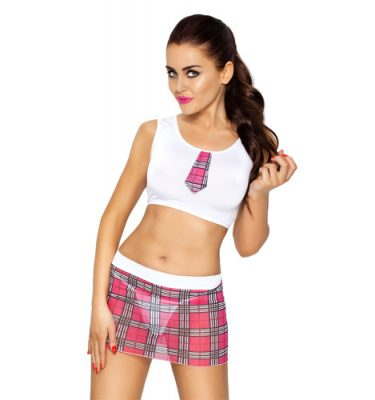 Passion Torey School Girl Set