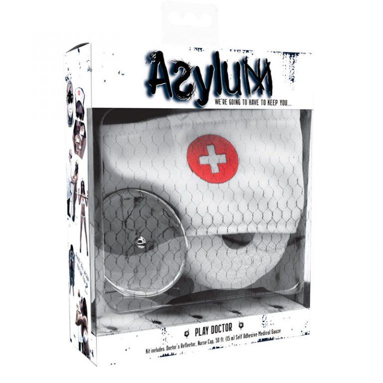 Asylum Play Doctor Kit