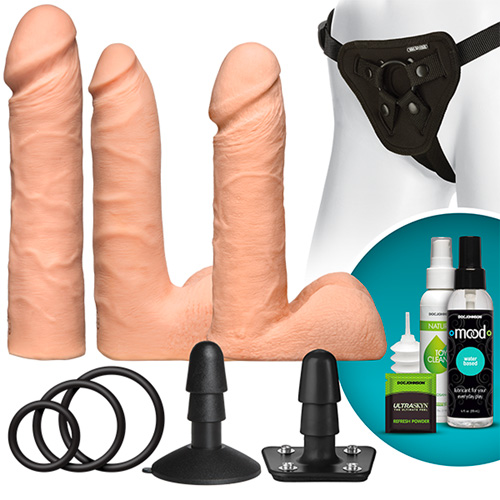 VacULock Dual Density UltraSKYN Flesh Set