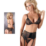 Suspender Belt And GString Set