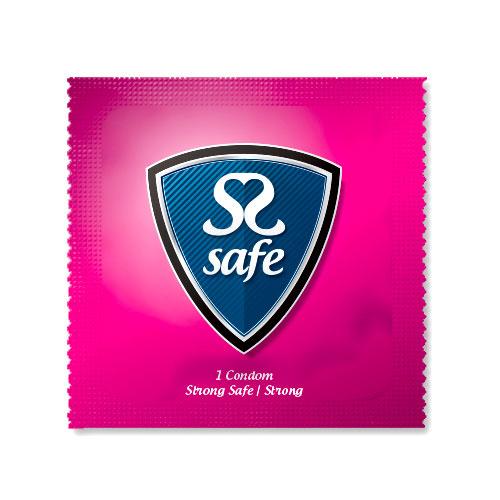 Strong Safe Condoms x10