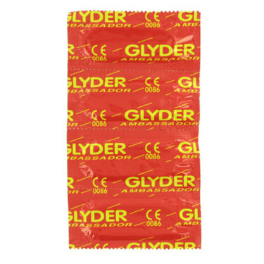 Ambassador Glyder Condoms