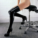 Latex Stockings