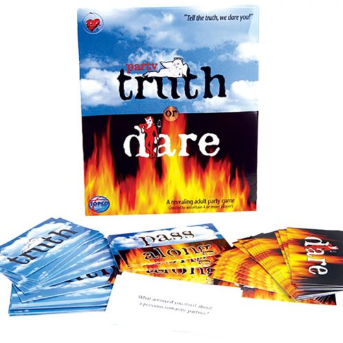 Party Truth Or Dare Game