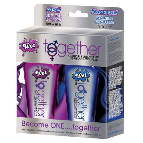 Wet Together Lubricant
