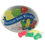 Succulent Hard Willy Sweets