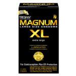 Trojan Magnum XL x 12 Condoms
