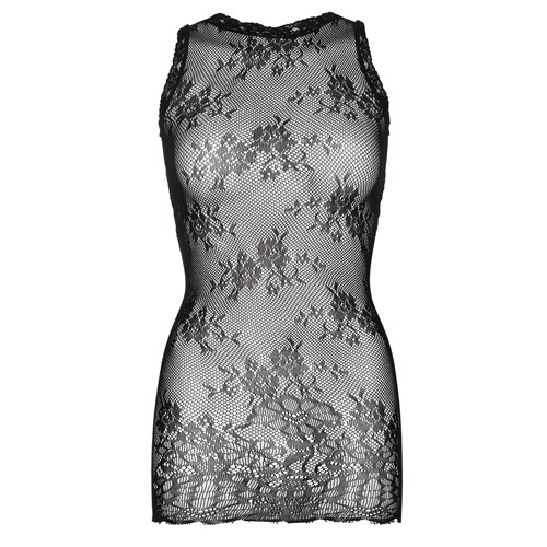 Leg Avenue Floral Lace Mini Dress UK 8 to 14