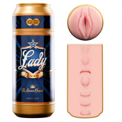 Fleshlight Sex In A Can Lady Lager Masturbator