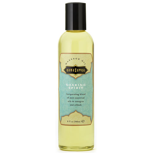 Kama Sutra Massage Oil Soaring Spirit 200ml