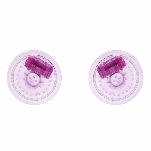 Razzles Vibrating Nipple Pads