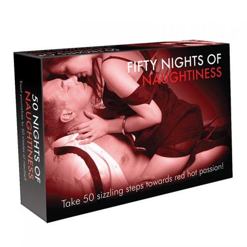 Fifty Nights Of Naughtiness Game