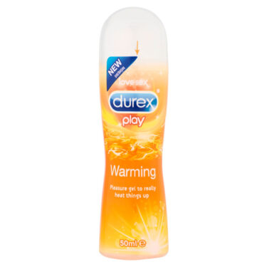 Durex Play Warming 50ml Lubricant