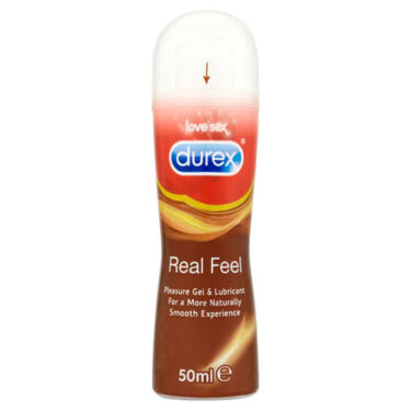 Durex Real Feel Lubricant 50mls