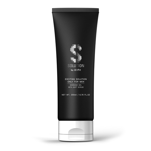 Zini Solution Exciting Massage Gel For Men