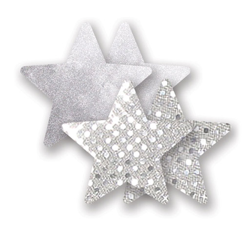 Nippies Pasties  Studio Silver Star