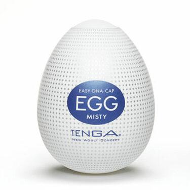 Tenga Misty Egg Masturbator