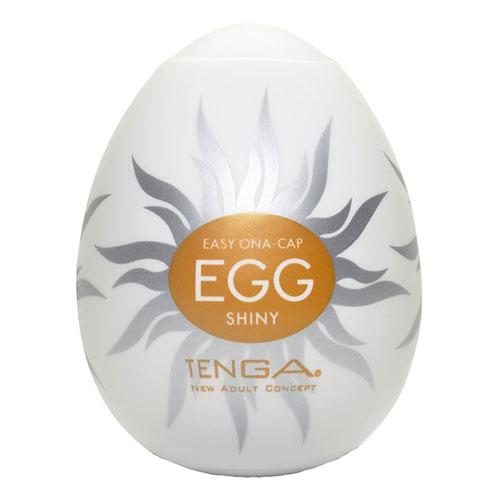 Tenga Shiny Egg Masturbator