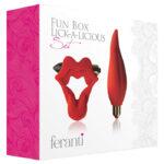 Rocks Off Feranti Fun Box LickALicious Set