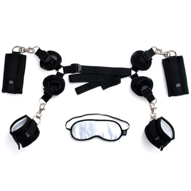 Fifty Shades Of Grey Hard Limits Bed Restraint Kit