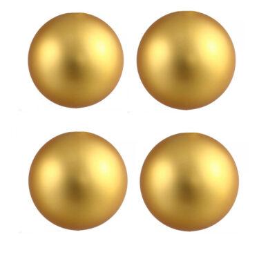 House Of Eros Gold Magnetic Nipple Balls 6.4mm