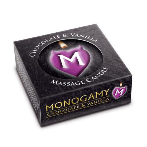 Monogamy Chocolate And Vanilla Small Intimate Candle 25g