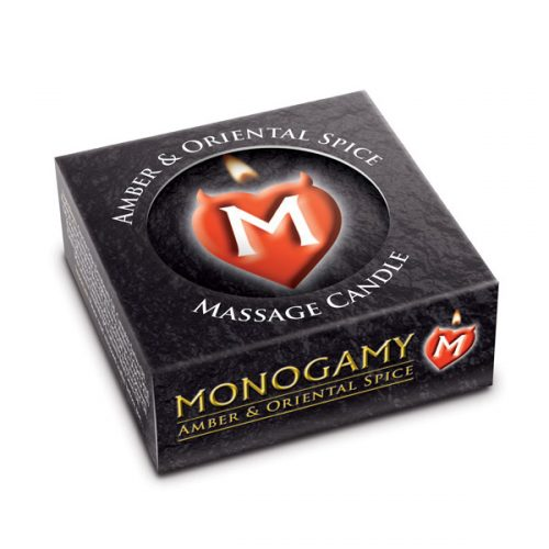 Monogamy Amber And Oriental Small Intimate Candle 25g