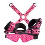 Sinful Bondage Kit Pink
