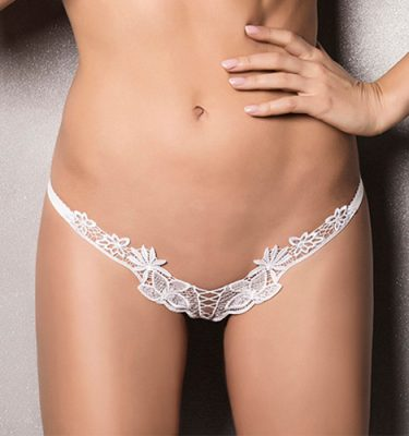 Passion Athena Thong White