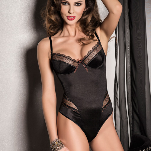 Passion Evane Body Black