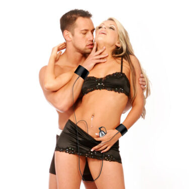 Fetish Fantasy Series Remote Control Shock Therapy Electro Touch