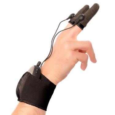 Fetish Fantasy Series Remote Control Shock Therapy Finger Fun Sl