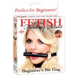 Fetish Fantasy Series Beginners Bit Gag