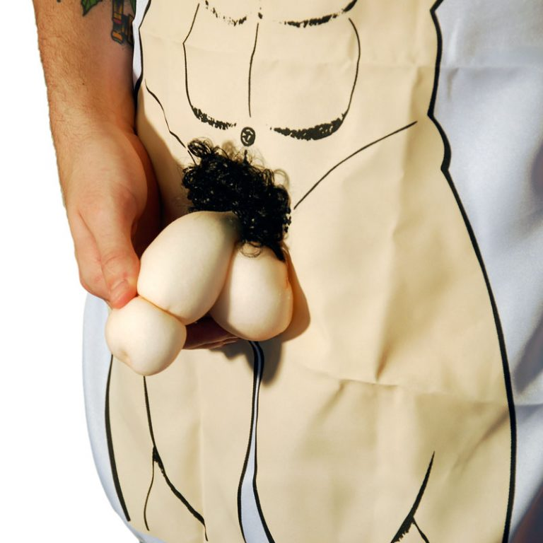 BBQ Buddy Willy Apron
