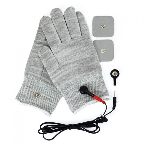 Rimba Electro Stimulation Gloves Pair