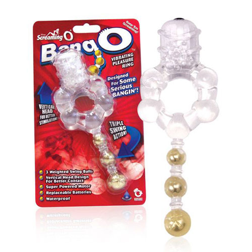 Screaming O BangO Vibrating Cock Ring