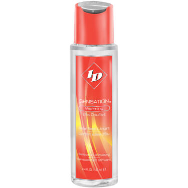 ID Sensation Warming Liquid Lubricant 4.4 oz