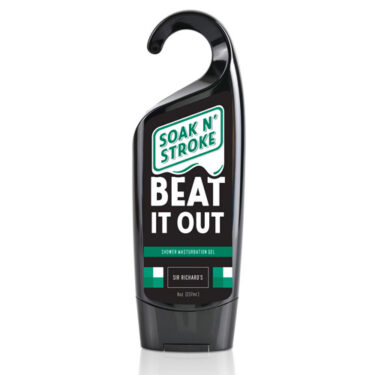 Beat It Out Shower Masturbation Gel