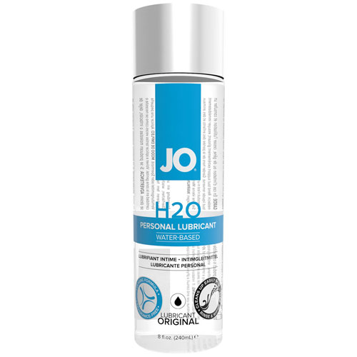 System JO H2O Personal Lubricant 8floz