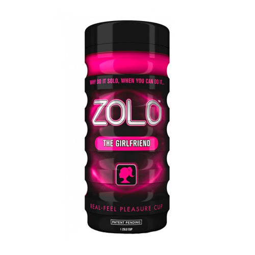 Zolo The Girlfriend Masturbator Cup