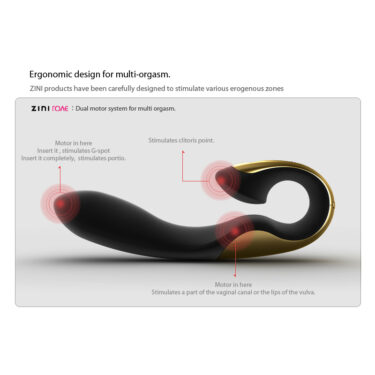Zini Roae Luxury Rechargeable Vibrator