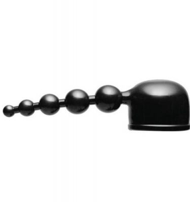 Wand Essentials Bubbling Bliss Pleasure Beads Wand Attachment