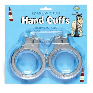 Stag Night Hand Cuffs