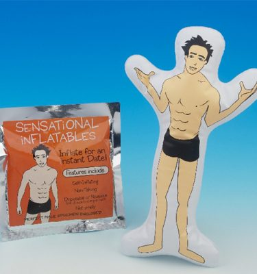 Inflate A Date Man  Inflatable Doll